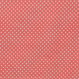 Polka Dots in 40+ colours - 100% Cotton Poplin Fabric by Rose & Hubble