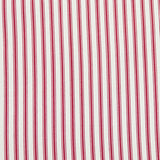 Ticking Stripes - 100% Cotton Poplin Fabric by Rose & Hubble