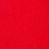 "Super Soft Acrylic 9"" Felt Fabric Square - Cherry"