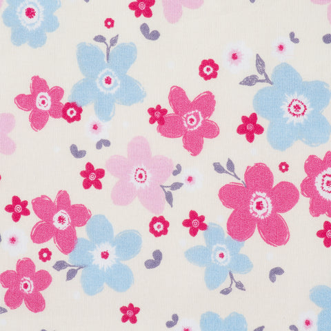 Pick N Mix: Cotton Daisy - Hot Pink Haberdashery