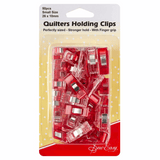 Sew Easy Quilters Holding Clips - Small