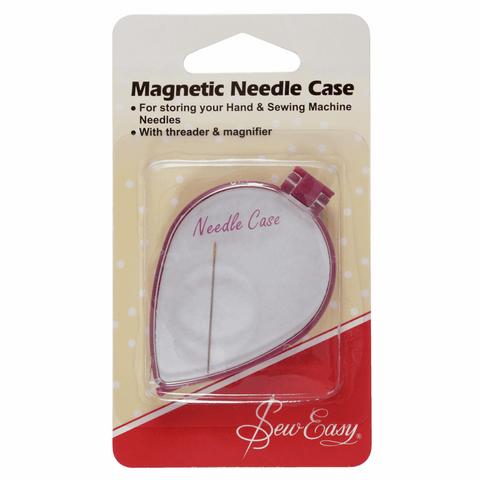 Magnetic Needle Case - Sew Easy