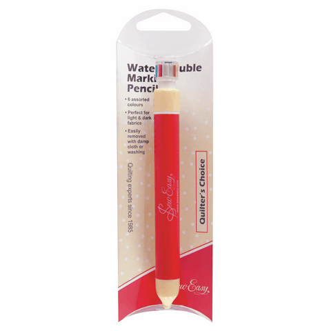 Sew Easy Water Soluble Marking Pencil