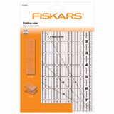 Fiskars Acrylic Folding Ruler - 6 x 24in