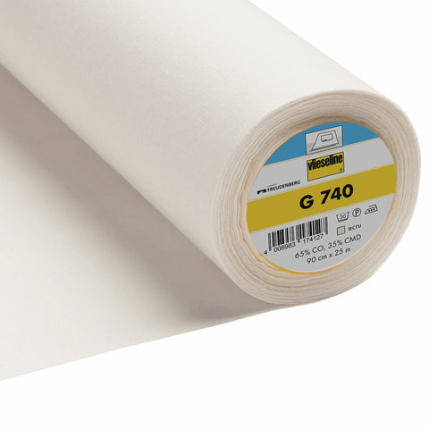 Vlieseline G740 Fusible Medium-Weight Woven Interfacing