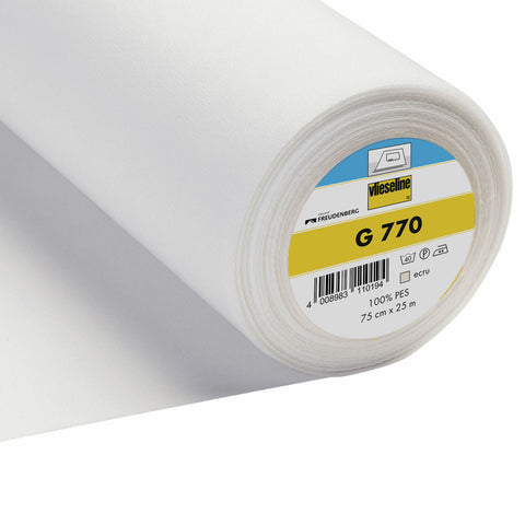 Vlieseline G770 Fusible Bi-Elastic Medium-Weight Woven Interfacing