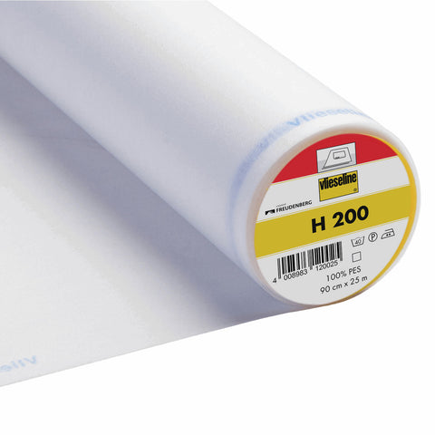 Vlieseline H200 Fusible Softline Light-Weight Interfacing