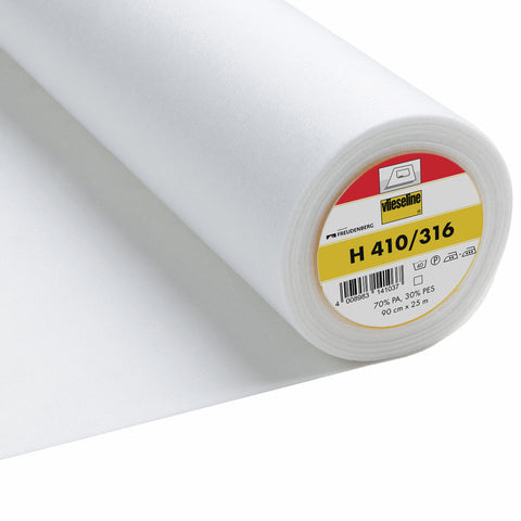 Vlieseline H410 Ultra Soft Fusible Medium-Weight Interfacing