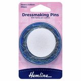 Dressmaker's & Foam Pincushion 25mm - Hemline