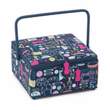Large Sewing Basket - Sew It