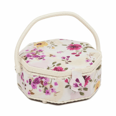 Octagonal Sewing Basket - Muse
