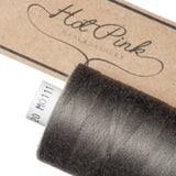 1000m Coates Polyester Moon Thread: Browns, Greys & Creams - Hot Pink Haberdashery  - 28