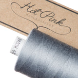 1000m Coates Polyester Moon Thread: Browns, Greys & Creams - Hot Pink Haberdashery  - 39
