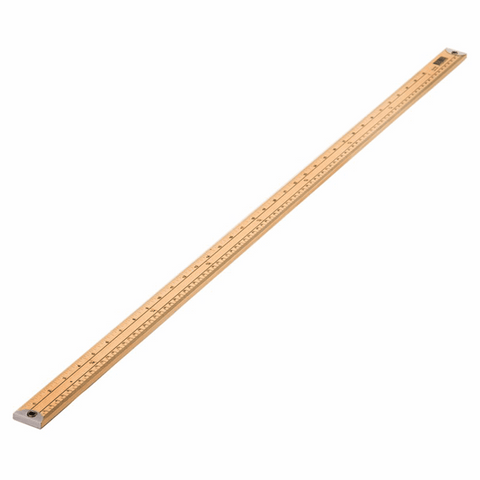 Sew Easy Wooden Metre Stick Ruler