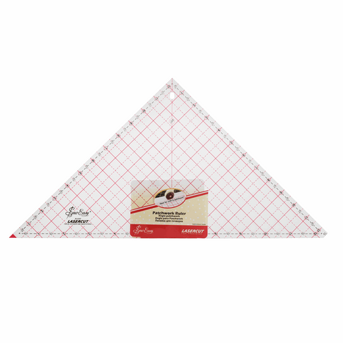 Sew Easy Triangle Template Ruler - 12.5in