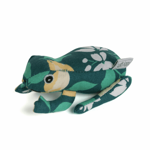 Sewing Pincushion - Frog Design
