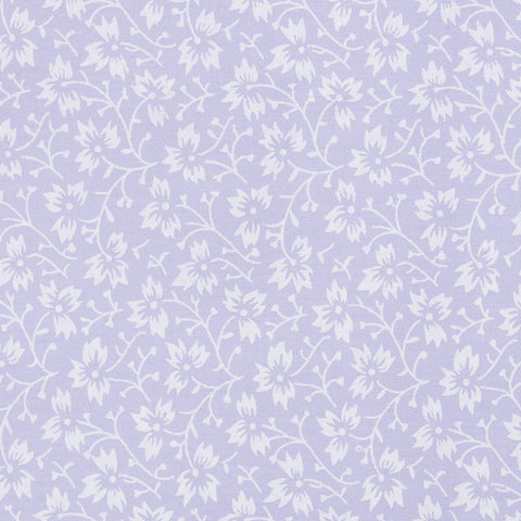 Pick N Mix: Pastel Purple White Flower - Hot Pink Haberdashery