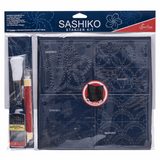 Sashiko Starter Kit - Cushion Cover