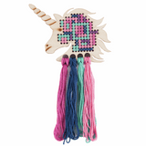 Embroidery Floss Holder - Unicorn