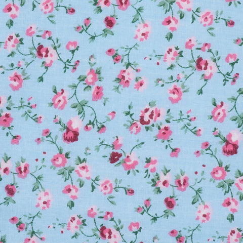 Pick N Mix: Vintage Floral Blue & Pink
