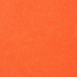 Super Soft Acrylic Felt Fabric Square - Bright Orange