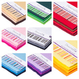 Dovecraft A4 multipack of felt sheets in a variety of bright, neutral and mono colours.