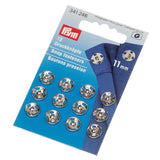 Prym Snap Fasteners & Poppers-Sew and Non Sew