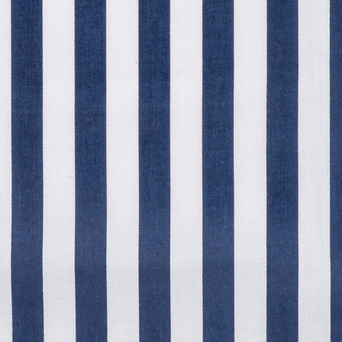 Medium Stripe in Navy & White