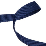 Navy Polypropylene Webbing  / Bag Strapping