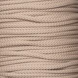 4mm drawstring cord in beige