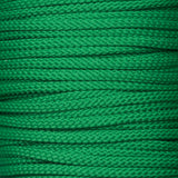 4mm drawstring cord in green