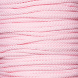 Pale baby pink 4mm drawstring cord