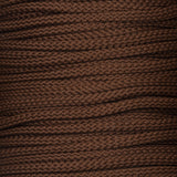 4mm brown cord for piping and drawstring bags
