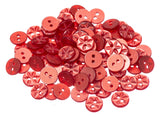 Star Buttons -11 Colours - 3 Sizes - Hot Pink Haberdashery  - 3