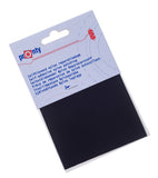 Pronty Adhesive Repair Patch for Synthetic Fabrics in Black