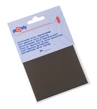 Pronty Adhesive Repair Patch for Synthetic Fabrics in Khaki
