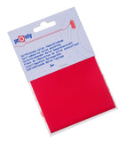 Pronty Adhesive Repair Patch for Synthetic Fabrics in 5 Red
