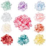 Star Buttons -11 Colours - 3 Sizes - Hot Pink Haberdashery  - 1