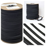 Black Shock Cord / Bungee Rope 4-10mm widths