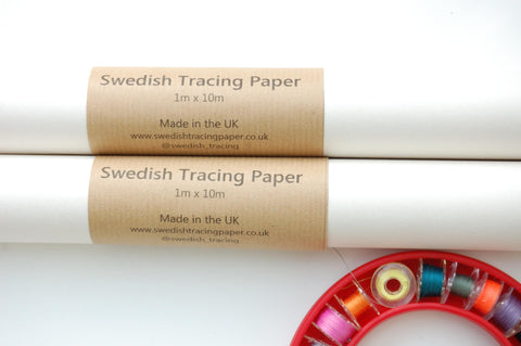 Swedish Tracing Paper - Dressmaking & Alterations
