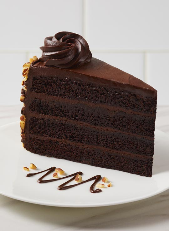 lackout Layered Cake