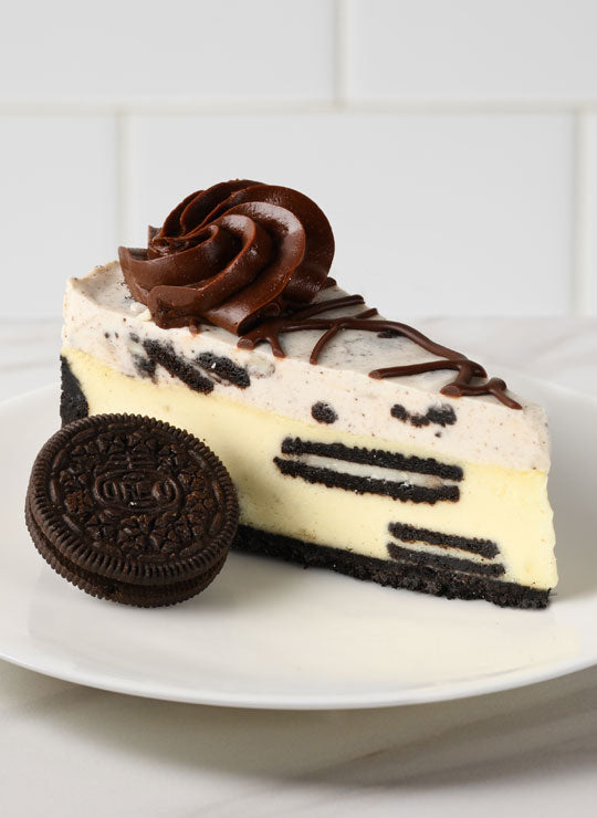 Cookies n' cream Cheesecake