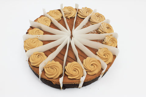 Godiva® Double Chocolate Cheesecake
