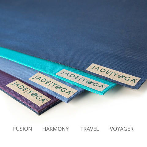 How To Choose Your Yoga Mat Jadeyoga The Best Eco