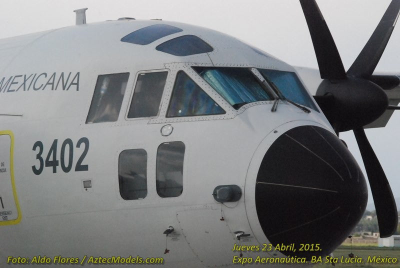 Mask for Italeri C-27J Spartan