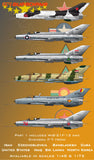 D-051 Sky Guardians (MiG-21F-13 and Chengdu J-7) Part I