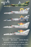 D-054 IAI Kfir Part 2. Dazzling Kings