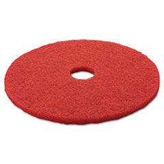 "Buffer Floor Pad 5100, 20"", Red"