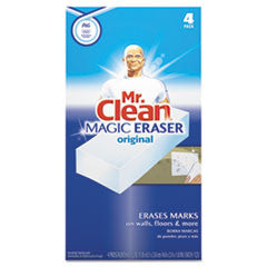 "Magic Eraser - All Purpose, 2 2/5"" x 4 3/5"", 1"" Thick, White"
