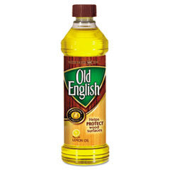Furniture Polish, Lemon Scent, Liquid, 16 oz Bottle